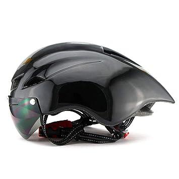 SZPDD Mountain Road Bike Helmet Cascos de Ciclismo de Seguridad ...