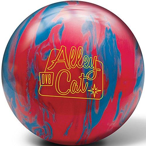 dv8 Alley Cat Bowling ball-レッドエレクトリックブルー B06ZYTVPSQ 15lbs