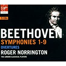 Beethoven: Symphonies 1-9 - Overtures