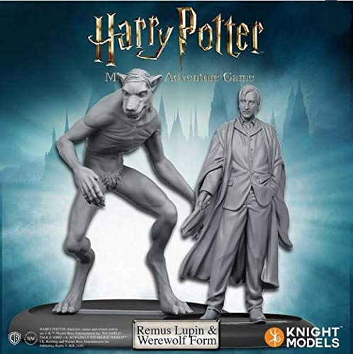 Adventures Miniatures - Harry Potter Miniatures Adventure Game Remus Lupin Expansion