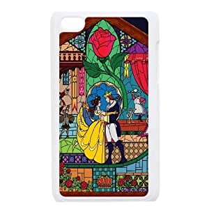 Characteristic Phone Case Beauty and the Beast For Ipod Touch 4 NP4K03558