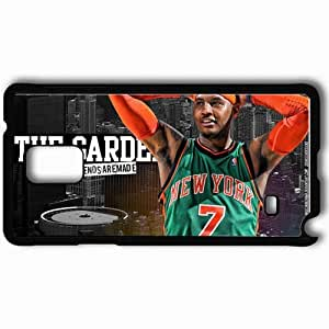 Personalized Samsung Note 4 Cell phone Case/Cover Skin 14660 carmelo anthony the garden by angelmaker666 d3dhdx2 Black