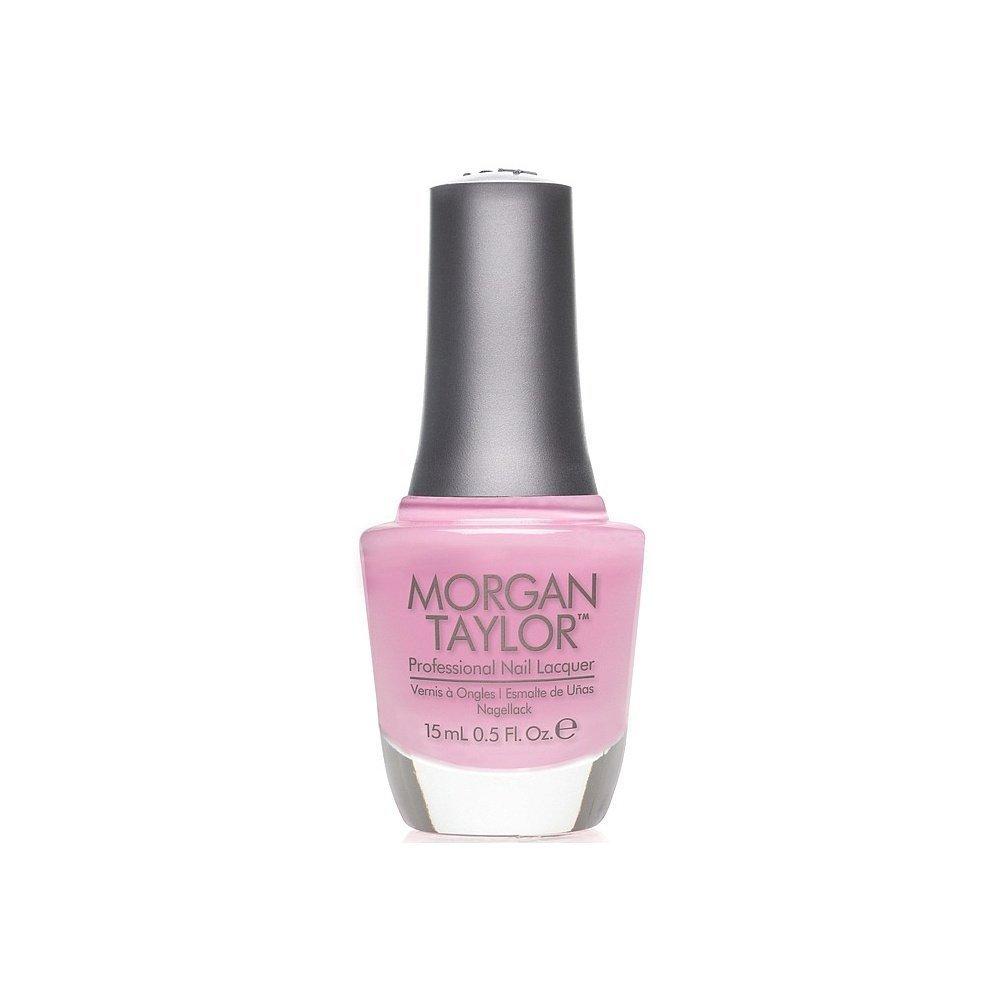Morgan & Taylor Nail Polish Lacquer 50010 Make Me Blush .5oz