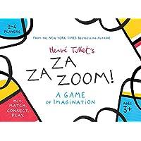 Herve Tullet`s ZAZAZOOM!: Mix. Match. Connect. Play.