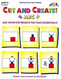 Cut and Create! ABC, Kim Rankin, 1573101141