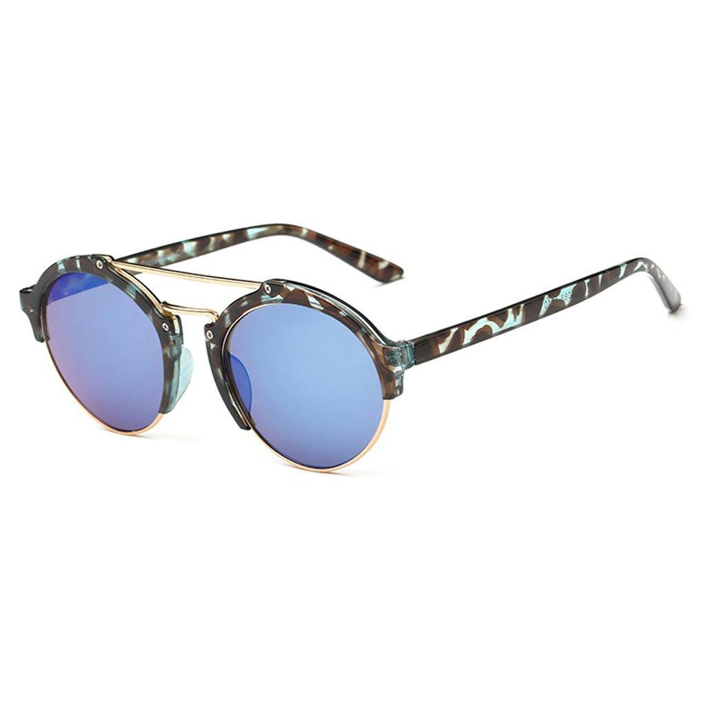 QHGstore Unisex pagina mezza montatura spessa Esterni Sport Eyewear PC classico telaio donne degli u...