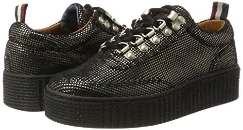 Tommy Basses Multicolore K1385elly dark 042 Silver Jeans Fw0fw01982 1z Femme Sneakers WnpTWax