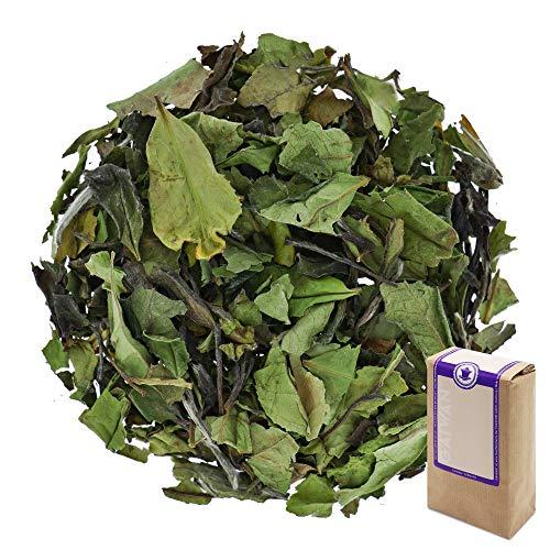 Num 1114 Te blanco organico Pai Mu Tan - hojas sueltas ecologico - 100 g - GAIWAN GERMANY - te blanco de la agricultura ecologica en China