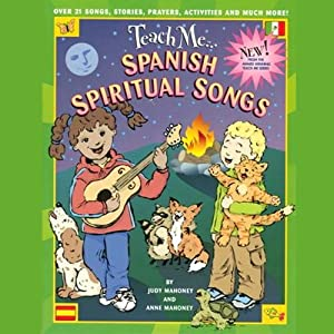 Teach Me Spanish Spiritual Songs Audiobook