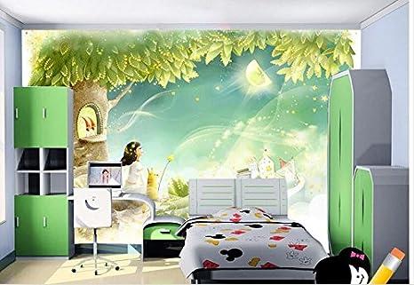 Murales Cameretta Bambini : Hhcyy camera per bambini su ordinazione 3d murale importato non