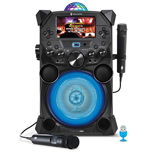 Singing Machine Fiesta Voice with LCD Monitor