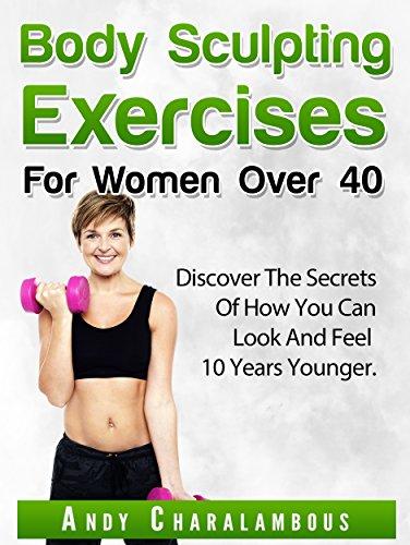 Fit body women in 40 years old