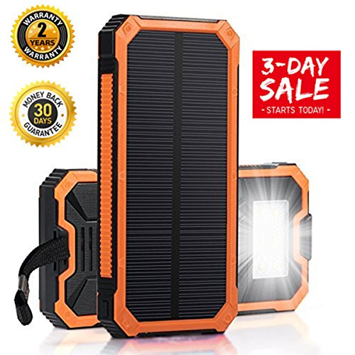 Best Compact Solar Charger - 9