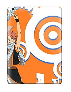 New AMLlJbb7008dpXcN Fairy Tail Skin Case Cover Shatterproof Case For Ipad Air