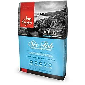 Orijen 6 Fish Grain-Free Formula Dry Dog Food