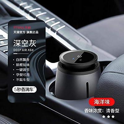 Purificador de aire, purificador de aire, sin filtro, utilizado en cubículos de automóviles, cocinas, hogares ...
