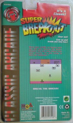 MGA Classic Arcade Super Breakout