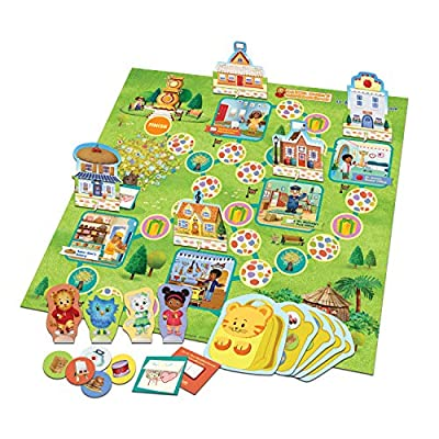 Daniel Tiger's Welcome to Mainstreet: Game: Toys & Games
