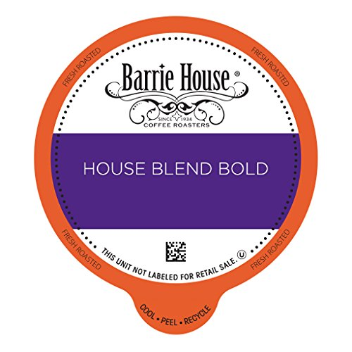Barrie House Blend Capsules K cups