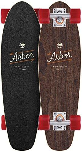 Arbor Bogart Micron 2017 Mini Longboard Skateboard New