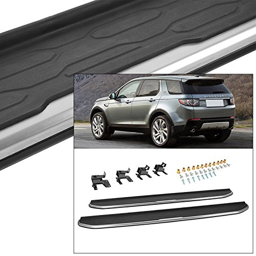 Land Rover Discovery Sport >> Running Board Factory Style Land Rover Discovery Sport 2015-2017 Side Steps Kit - Buy Online in ...