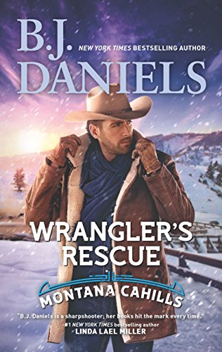 Books : Wrangler's Rescue (The Montana Cahills)