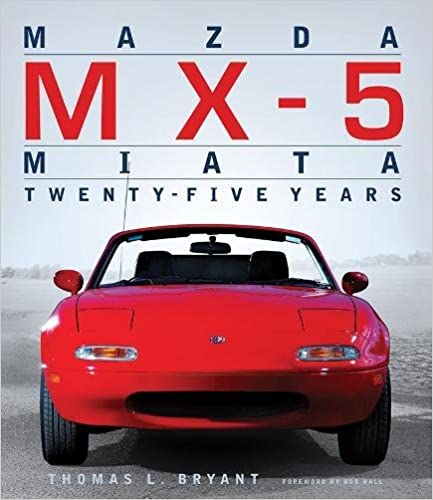 Click Image And Button Bellow To Read Or DOWNLOAD Online Mazda MX 5 Miata:  Twenty Five Years