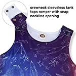 UNICOMIDEA Baby Summer Outfits Toddlers Sleeveless Rompers for 3-24 Months …