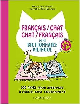 Larousse Francais / chat - Chat / Francais Mini-dictionnaire ...