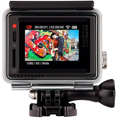 GoPro Camera HERO+ LCD HD Video Recording Sports Camera (Certified Refurbished)