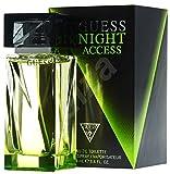 GUESS Men's GUESS Men's Night Access Eau De Toilette, 3.4 oz