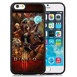 6 TPU case,Diablo Characters Magic Name Ball iPhone 6 TPU cover