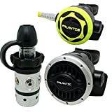 Palantic SCR-01-DIN-NA-OC Scuba Diving Dive AS101 DIN Regulator and Octopus Combo