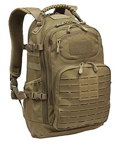 Elite Survival Systems PULSE - 24-Hour Backpack, Coyote Tan 7701-T