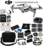 DJI Mavic Pro Platinum Collapsible Quadcopter 2-Battery Ultimate Bundle