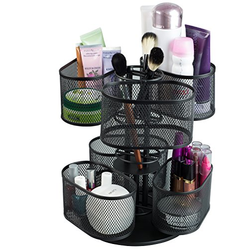 Compare Price Spinning Nail Polish Rack On