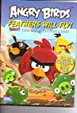 Angry Birds Feathers Will Fly! Coloring and Activity Book