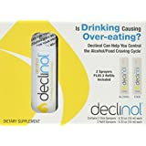 Declinol- Skinny Happy Hour Duo-Pack Alcohol and Food Cravings Sprayers support control of over-eating and over-drinking