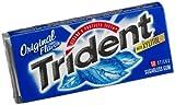 Trident Sugar Free Gum (Original, 18-Piece, 24-Pack)