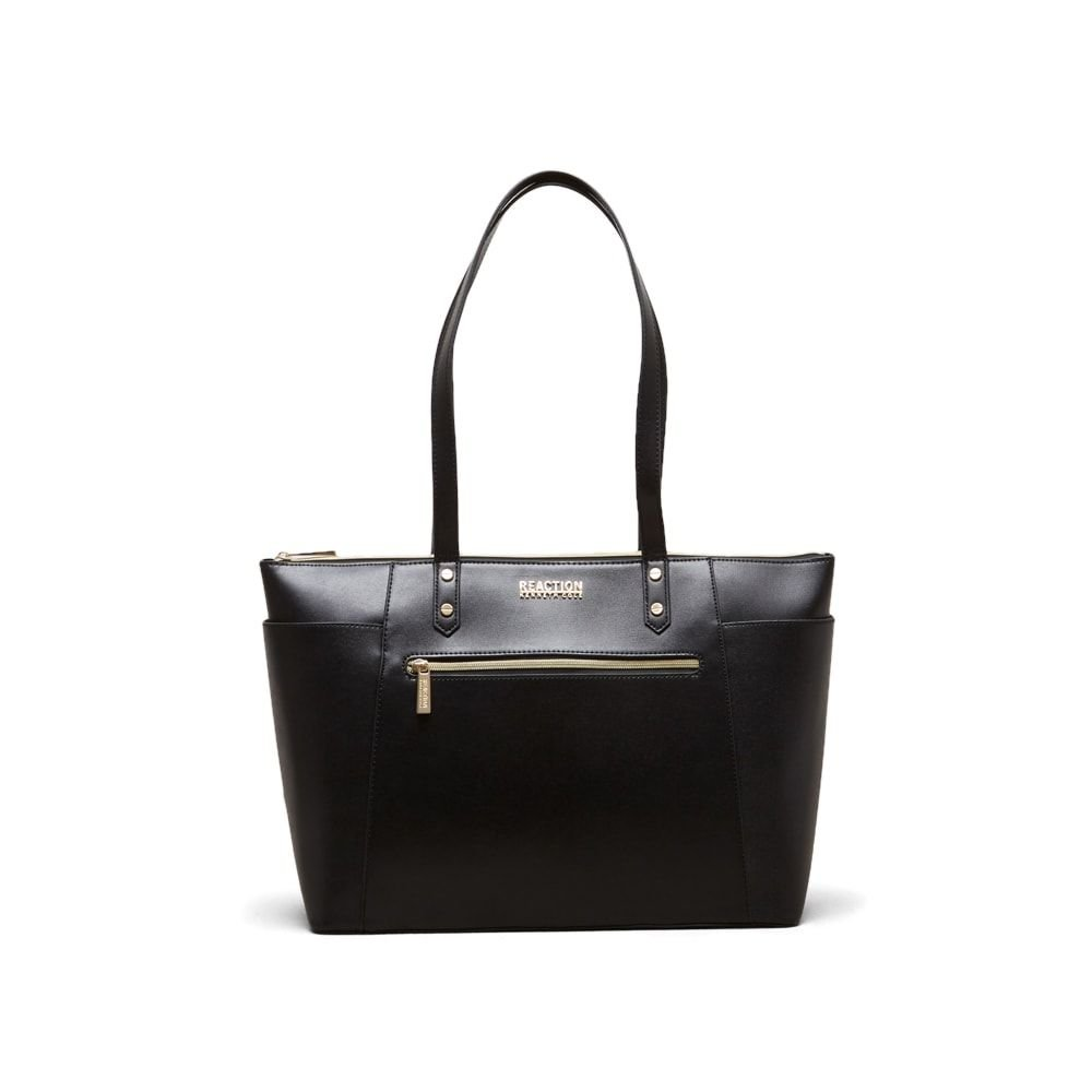 Kenneth Cole Reaction Downtown Darling A-Frame Business Tote, Black