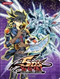 YuGiOh 5D's Konami Official Duelist Card Portfolio Yusei & Majestic Star Dragon