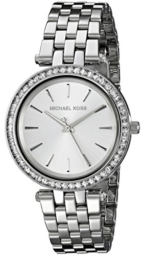 Michael Kors Women's Darci Silver-Tone Watch MK3364 by Michael Kors