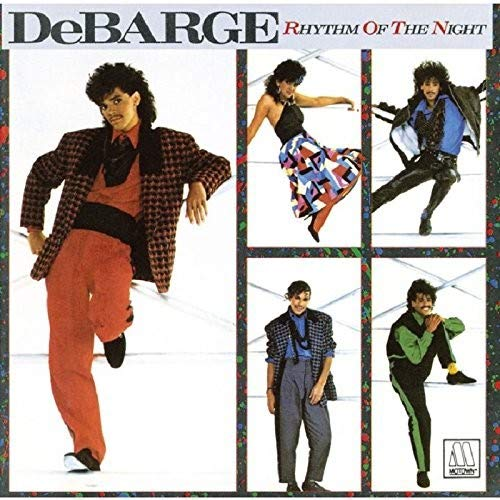 CD : DeBarge - Rhythm Of The Night (disco Fever) (Reissue, Japan - Import)