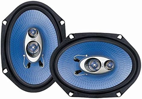 "6"" x 8"" Car Sound Speaker (Pair)"