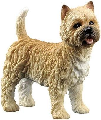 Amazon.com: XoticBrands Decorative 3.74 Inch Cairn Terrier-Animal Statue,  creame: Home & Kitchen