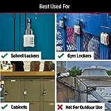Master Lock 653D Locker Lock Set Your Own