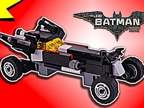 Clip: The Mini Batmobile