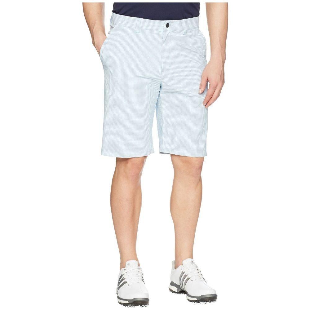 (アディダス) adidas Golf メンズ ボトムスパンツ ショートパンツ Ultimate Gingham Stretch Shorts [並行輸入品]   B07M7BDRJM