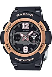 CASIO Ladies Watch BABY-G BGA-210-1BJF Ladies