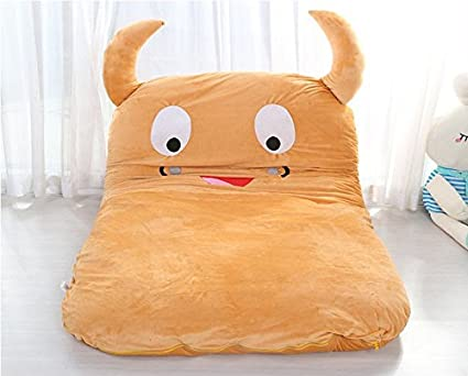 Norson Animal Cartoon Series Sleeping Bags, Mattress for Kids, Super Soft Sofa Bed Twin